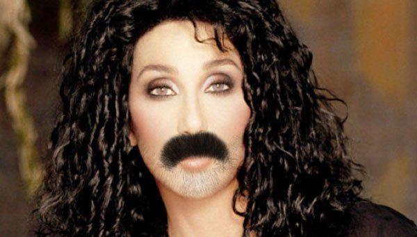 女人长胡子比男人还男人